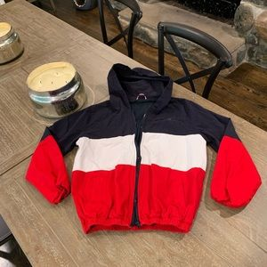 Brandy Melville Nautical Lined Sporty Jacket*OS
